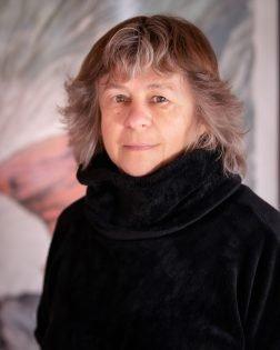 Photo de la formatrice Suzanne Pressé
